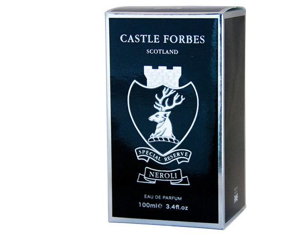 Castle Forbes Special Reserve Neroli Eau De Parmum 100ml