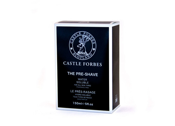 Castle Forbes Pre-Shave 150ml