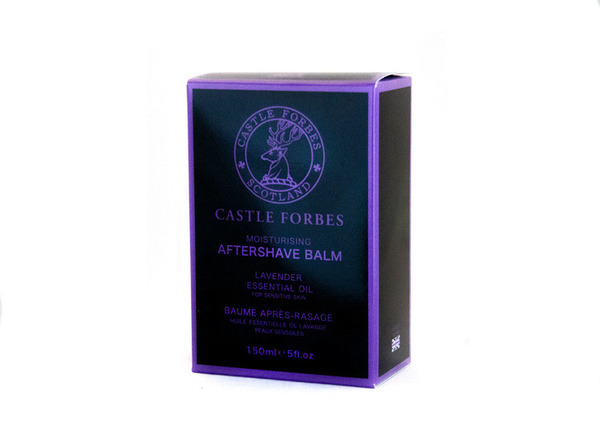 Castle Forbes Lavender Aftershave Balm 150ml