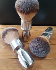 RazoRock 400 Plissoft Knot Shaving Brush