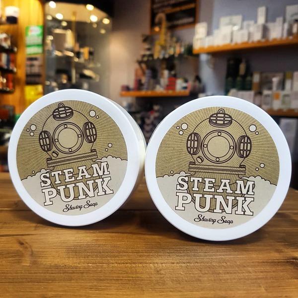 Tabula Rasa Steampunk Shaving Soap 90g