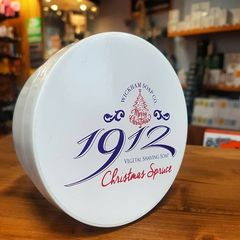 Wickham 1912 Christmas Spruce Shaving Soap 140g