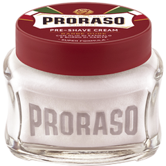 Proraso (Red) Shea Butter & Sandalwood Pre And Post Shave Cream 100ml