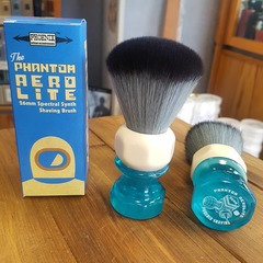 PAA Phantom Aerolite Synthetic Shaving Brush