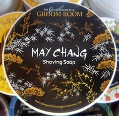 The Gentleman's Groom Room May Chang Shaving Soap 140g