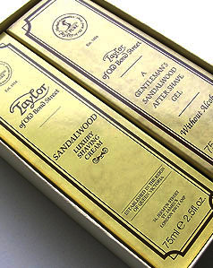 Taylor of Old Bond Street  Luxury Shaving Cream /Moisturising Cream  Gift Box