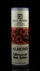 Geo F Trumper Almond Effervescent Bath Tablets 9 x 30g