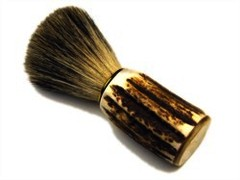 The Gentleman's Groom Room 'Royal Stag' Pure Badger Hair Shaving Brush