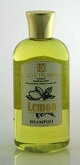 Geo F Trumper Lemon Shampoo Plastic Bottle 200ml