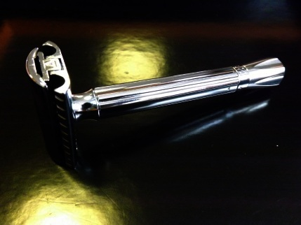 Digress XL LD Adjustable Safety Razor Aluminium Retrofit