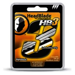 HeadBlade Replacement Blades