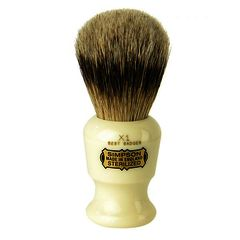 Simpsons Commodore X1 Best Badger Hair Shaving Brush