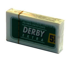 Derby Extra Traditional Razor Blades