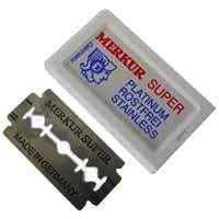 Merkur 'super' DE razor blades