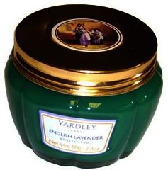 Yardley Traditional English Lavender Brilliantine 80g