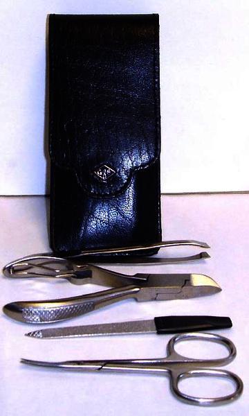 Timor 4 Piece Manicure Set
