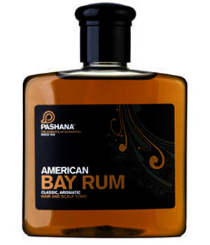 Pashana American Bay Rum Hair & Scalp Tonic 250ml