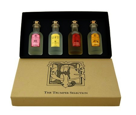 Geo F Trumper Selection Cologne Gift Set