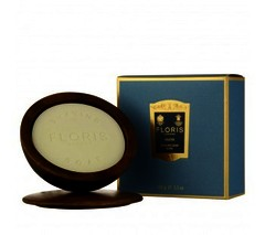 Floris Elite Shaving Soap In Wooden Bowl 100g