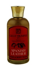 Geo F Trumper Spanish Leather Hair & Body Wash