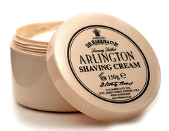 D.R Harris Arlington Shave Cream 150g Bowl