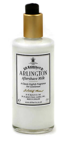 D.R Harris Arlington Aftershave Milk Dispenser Bottle 100ml