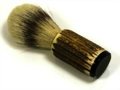 The Gentleman's Groom Room 'Imperial Stag' Finest Badger Hair Shaving Brush