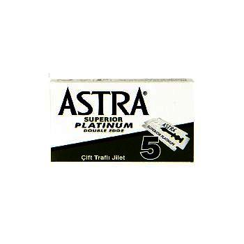 Astra Superior Platinum DE Razor Blades