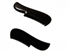 Dr Dittmar Real Horn Moustache And Beard Comb