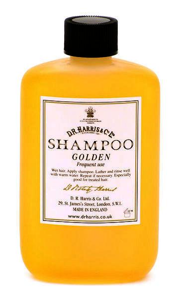 D.R Harris Golden Shampoo 100ml