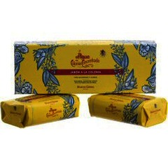 Alvarez Gomez Agua de Colonia  Eau de Cologne Creme Soap Twin Box 2 x 125g