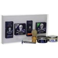 The Bluebeards Revenge Scimitar Safety Razor Kit