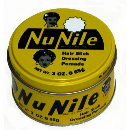 Murray's Nu Nile Hair Slick Pomade Hairdressing 85g