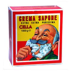 Cella Shaving Soap Crema Sapone 1KG