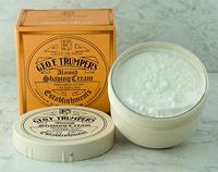 Geo F Trumper Almond Soft Shaving Cream in Screw Thread Pot (200g)