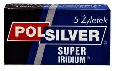 Polsilver Super Iridium DE Blades