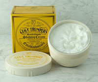 Geo F Trumper Sandalwood Soft Shaving Cream in Screw Thread Pot (200g)