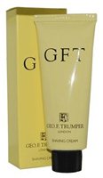 Geo F Trumper GFT Soft Shaving Cream in Stand Up Tube (75g)