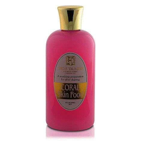 Geo F Trumper Coral Skin Food 200ml
