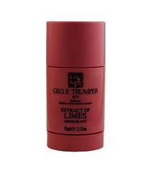 Geo F Trumper Extract of Limes Deodorant Stick 75ml
