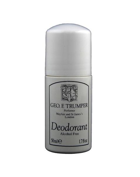 Geo F Trumper original roll on deodorant/anti perspirant.