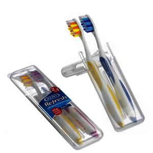 G.B Kent Toothbrushes Refresh (Medium)