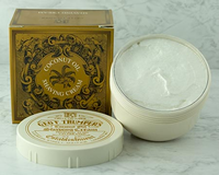 Geo F Trumper Coconut Soft Shaving Cream in Screw Thread Pot (200g)