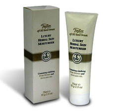 Taylor of Old Bond Street Herbal Skin Moisturiser 75g