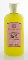 Geo F Trumper Extract of Limes Skin Food Travel Bottle 100ml
