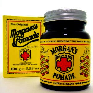 morgans pomade  Morgans Hair Darkening Pomade 100g - The Gentleman's Groom Room