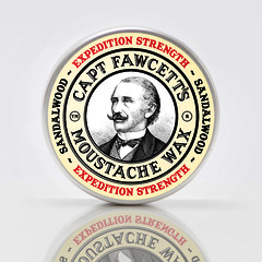 Captain Fawcett's Expedition Strength Moustache Wax 15ml