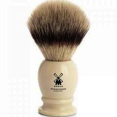 Muhle Silvertip Fibre Shaving Brush 33K257