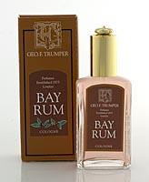 Geo F Trumper Bay Rum Cologne glass atomiser bottle (50ml)