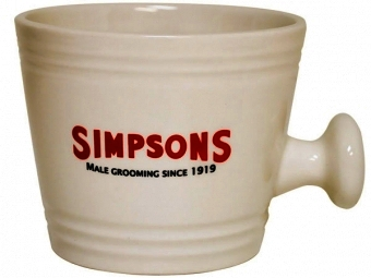 Simpsons Shaving Mug (Large)